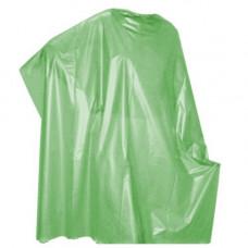 Пеньюар, ПВД, зеленый, 100*160 см, 50 шт.