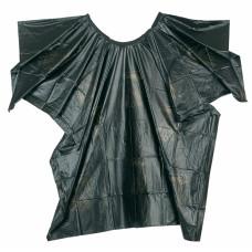 Пеньюар, ПВД, черный, 100*160 см, 50 шт.