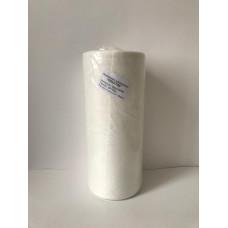 Полотенце спанлейс Практик 35*70 в рулоне белое,100шт