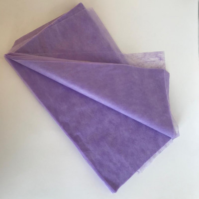 Простыня, SMS, 15г/м2 фиолетовая, (70*200 см; 80*200 см) 10шт.
