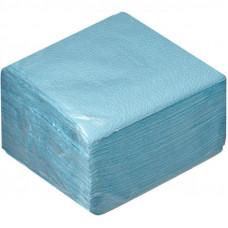 коврики 400*400 мм, SMS 20г/м2, 100шт, голубая.