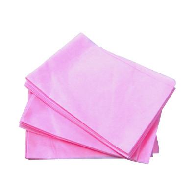 Салфетки 400*400 мм, SMS 20г/м2, 100шт, фиолетовая